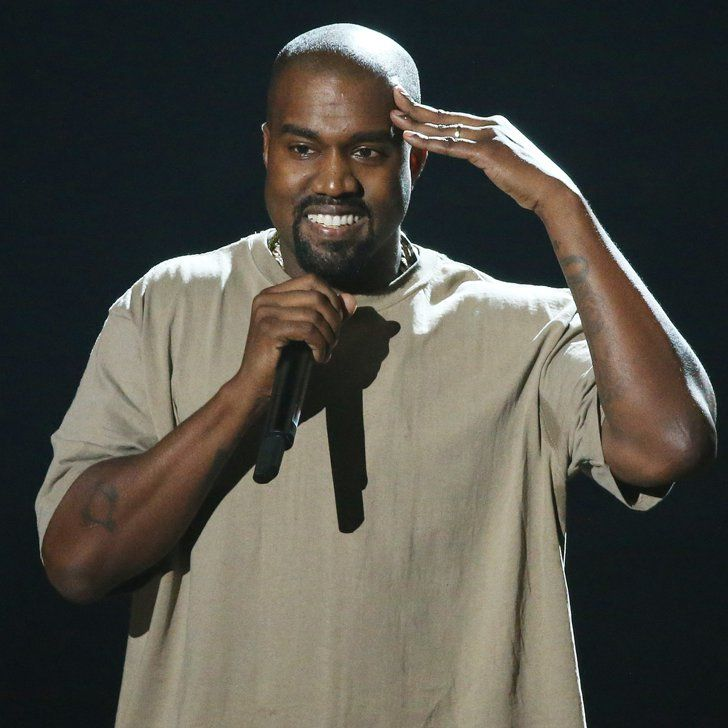 Kanye West Scratching Head