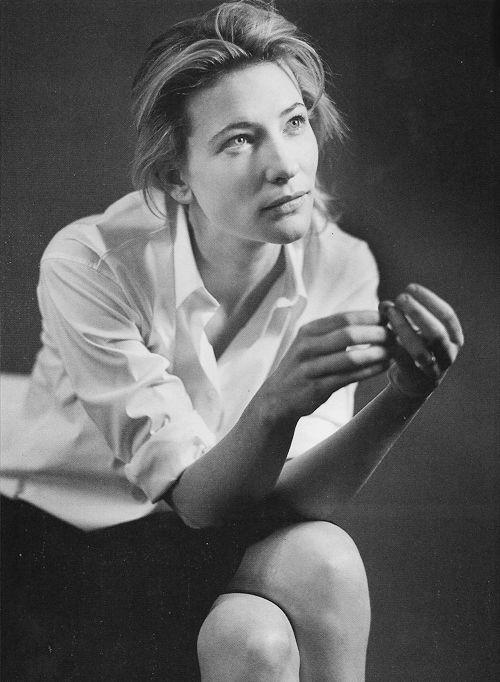 Cate Blanchett by Bruce Weber
