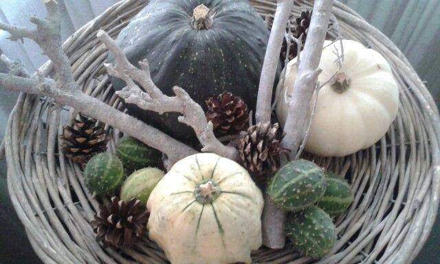 Decoratie herfst