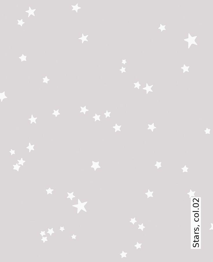 Tapete: Stars, col.02 - Die TapetenAgentur