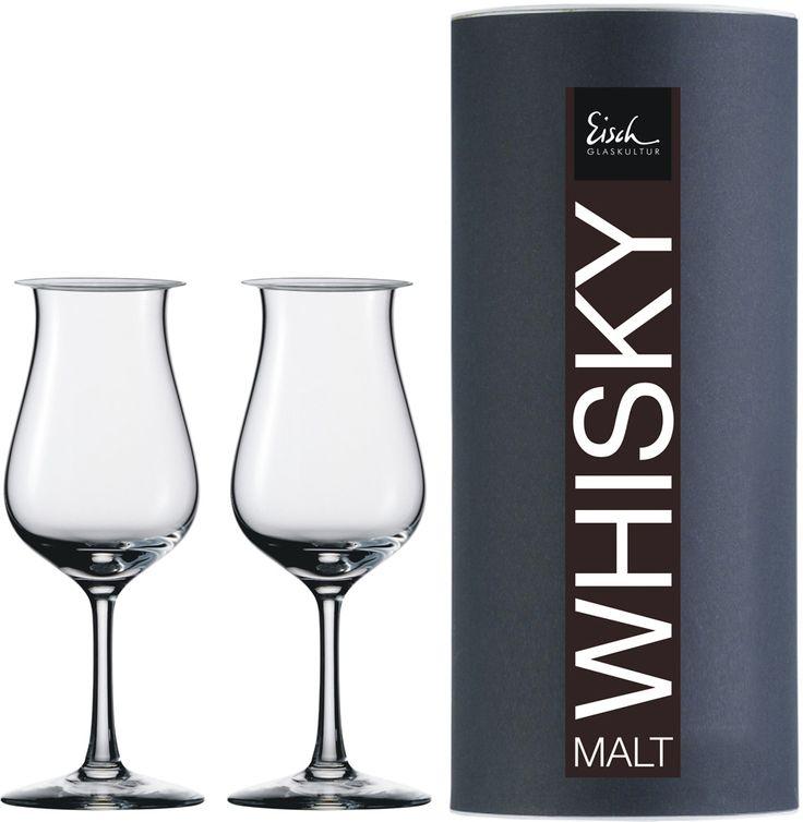 Eisch Sensis Plus Malt-Whisky glasses