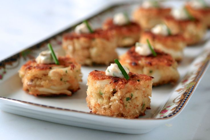 These may be served as passed hors d'oeuvres or served as a first course (perhaps with a handful of very lightly dressed greens)—either way, they are sure to be a hit. more