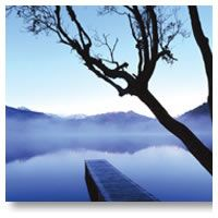 Lake Kaniere by Nathan Secker - prints