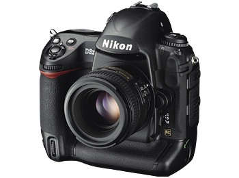 Nikon D3X - With the D4 now up and running, if these start coming in cheap I'l snap one up.