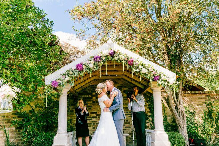 Quirky Kent Wedding Venue, Marleybrook House, Canterbury, Kent wedding venue, colourful wedding photography by Fun & Quirky, wedding photographer www.els-photography.com