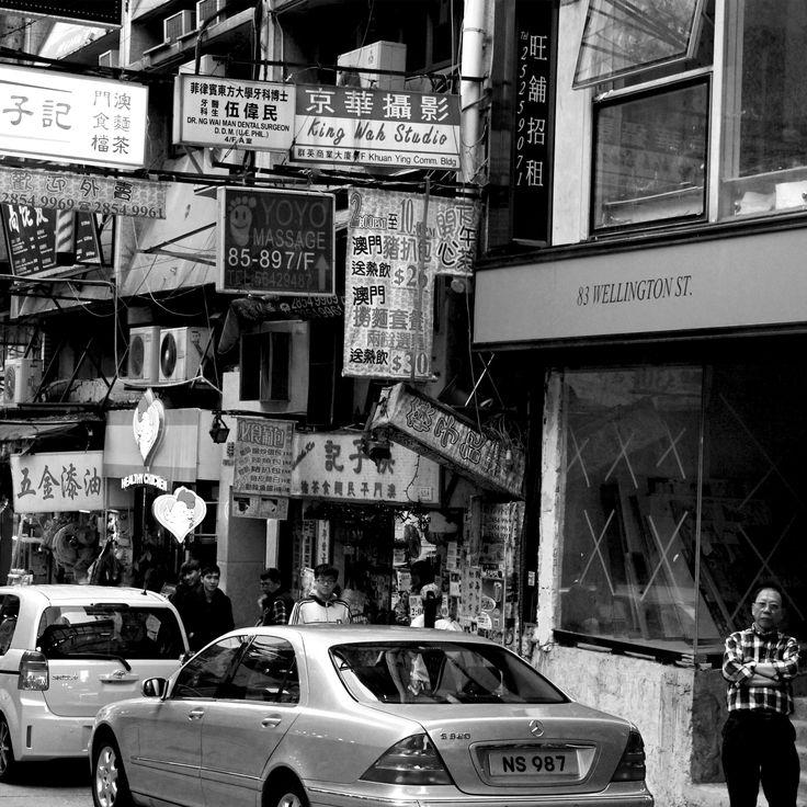 """""""Benz Stunttin"""" Shot in Hong Kong by Beren Davis"""