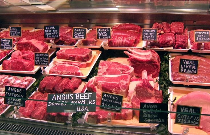 Meat at Eataly