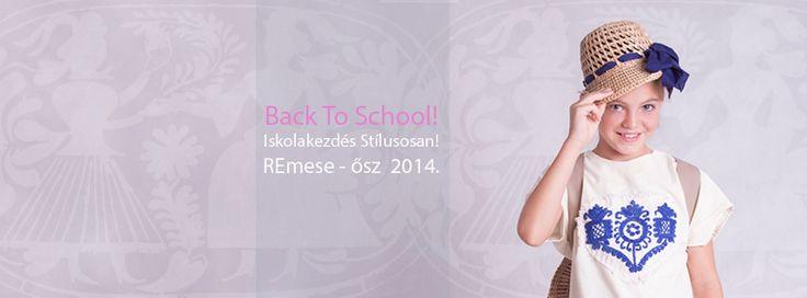 Back to School! - REmese (Hungarian environmentally friendly Fashion for children)   #kids #remese #hungarian #kolck #anthropology #gyerekdivat &divat #craft #kidsfashion