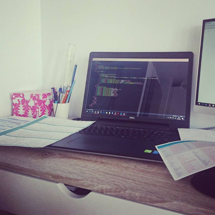 #html #css #javascript #workspace #dell #computer #office #learn #home #coding #buildtheweb #code #computer #niceday #warsaw #takasytuacja