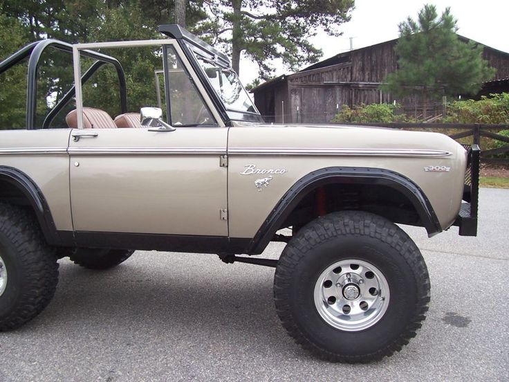 10 Best Ford Bronco Images On Pinterest