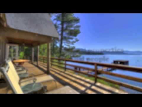 Luxury lakefront properties on lake tahoe lake tahoe for Luxury lake tahoe homes for sale
