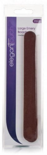 #Elegant Touch Large Emery Boards Pack of 4