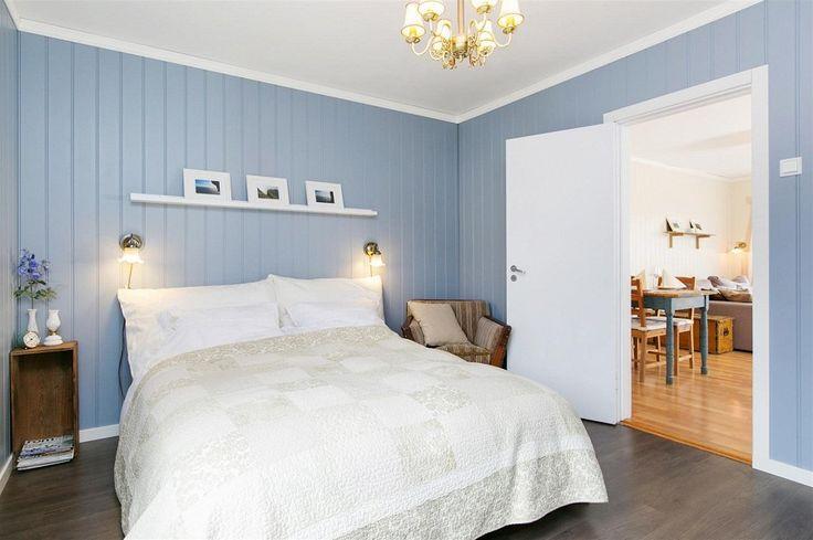 Dus blått på soverom  Rom og farge  Pinterest  Home