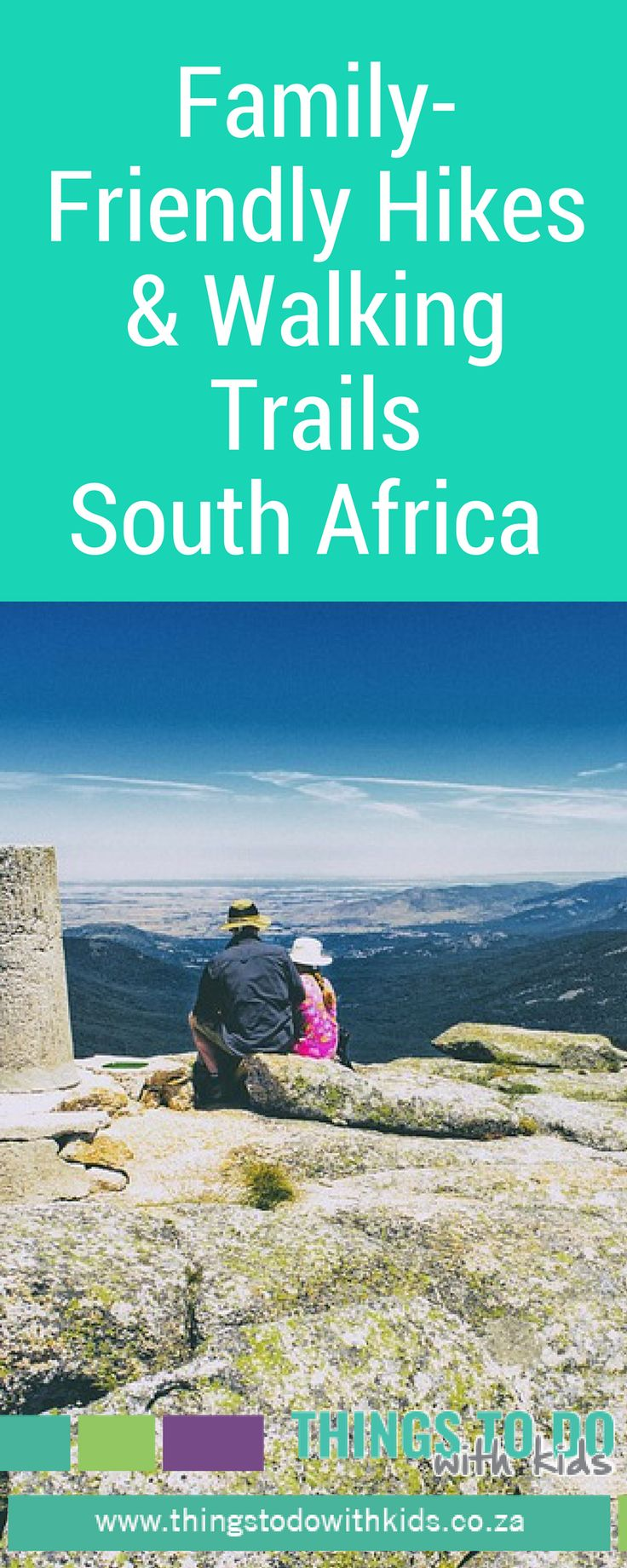 Hiking Trails South Africa | Child-friendly hiking trails South Africa | Family-friendly hiking trails South Africa | Hiking | South Africa | Family hobby | Things to do with Kids | Activities & Excursions