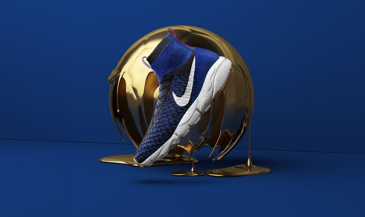 NIKE F.C. | Golden balls on Behance