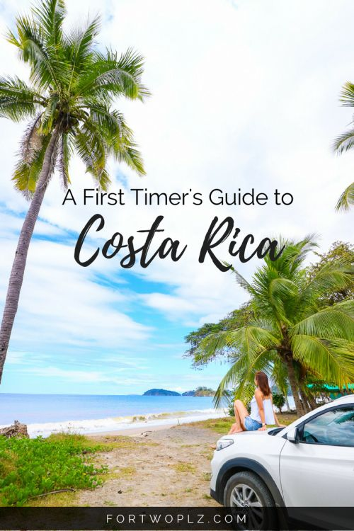 Planning a trip to Costa Rica? Here are the top travel tips and useful info you need to know before traveling to Costa Rica! #costarica #travelguide #tripplanning