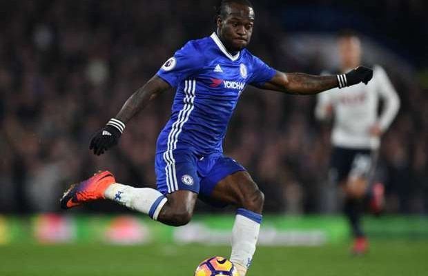 Former Manchester United player, Gary Neville, has said he is shocked by the performance of Chelsea's Victor Moses and the quartet of David Luiz,