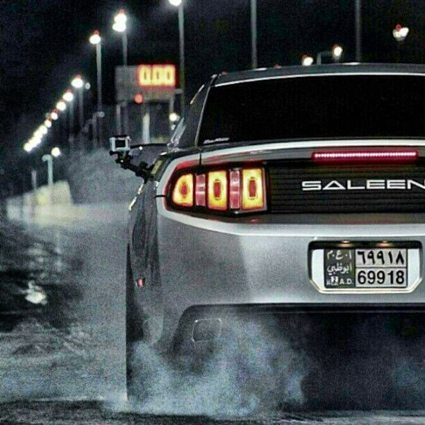 One of my dream cars...Mustang Saleen. <3