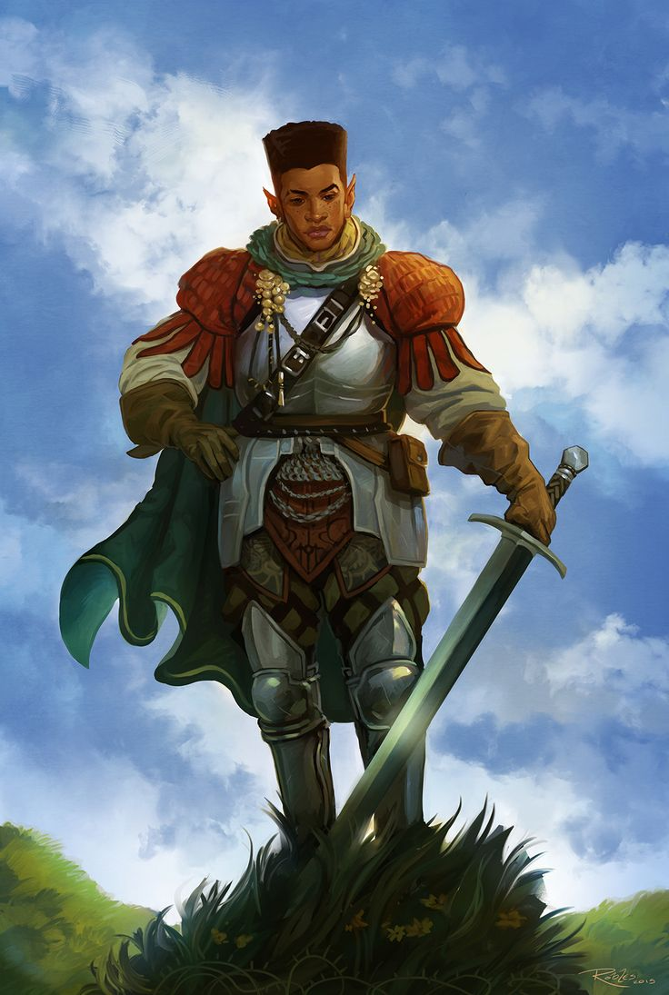 Symounde (2015)A charmer, player of the courts, and skilled swordsman. You will not forget him, nor will you want to.(A certain elf who has remained popular via only a portrait now has more illustrated form and name!)