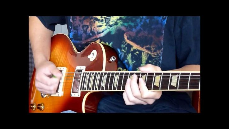 The Rover - Led Zeppelin I'm playing the great Led Zeppelin song The Rover. The effects used are phaser, distortion and reverb.  I switched the phaser on and off during the song and incorporated parts of the overdubbed second guitar. I played along to a backing track that contained only the bass and drum parts.