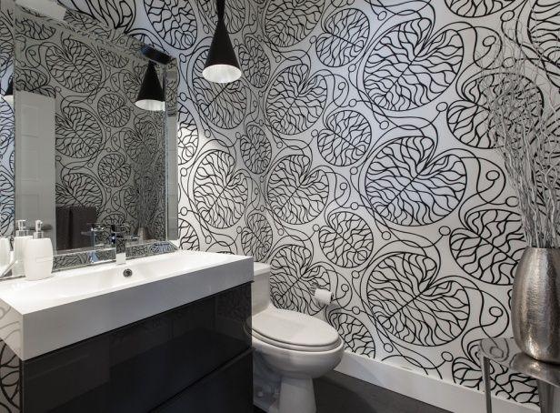 狭い空間ならではの大胆なコーディネートのトイレ | iemo[イエモ] | リフォーム&インテリアまとめ情報