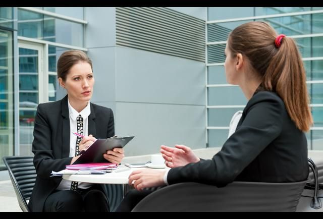 Never, ever do these five things on a job interview!