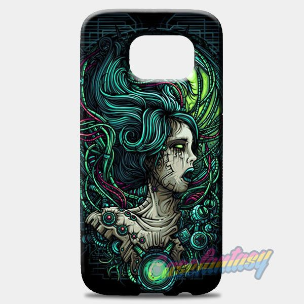 Cyborg Zombie Girl Samsung Galaxy S8 Plus Case | casefantasy