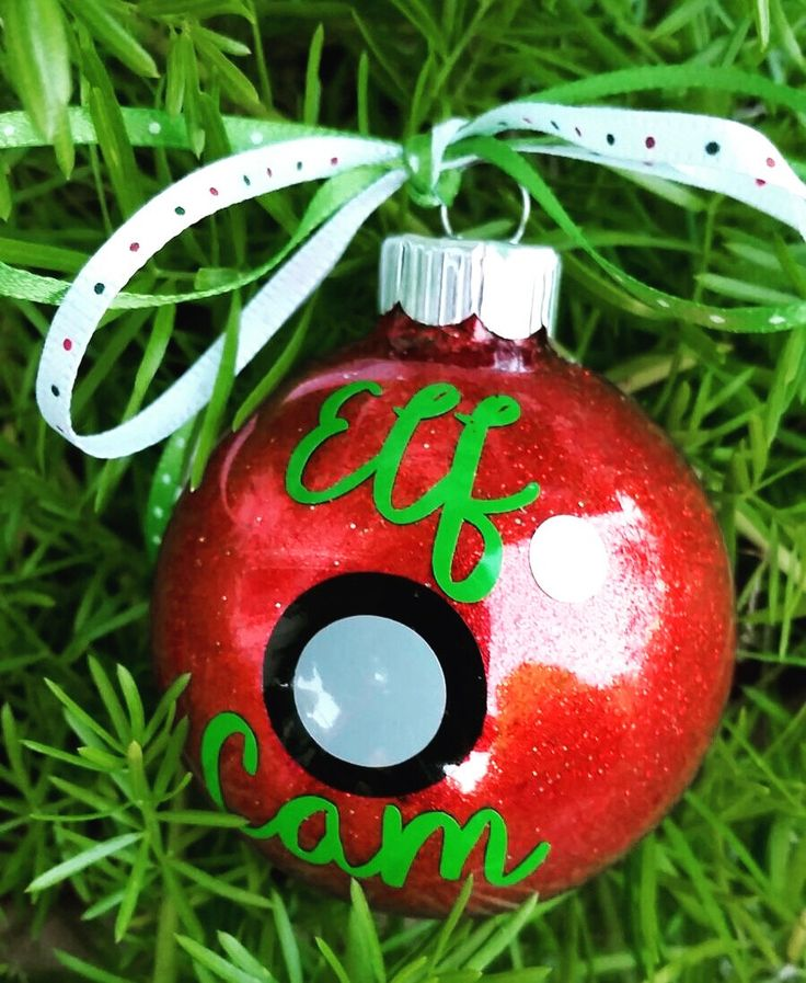 Camera Christmas Tree Ornament Part - 21: A Personal Favorite From My Etsy Shop Https://www.etsy.com · Glitter  OrnamentsGlass OrnamentsChristmas ...