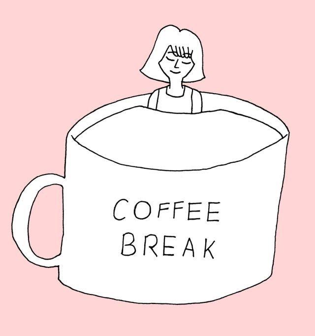 Pin by Kayla Benson on C O F F E E   Coffee break, Coffee ...