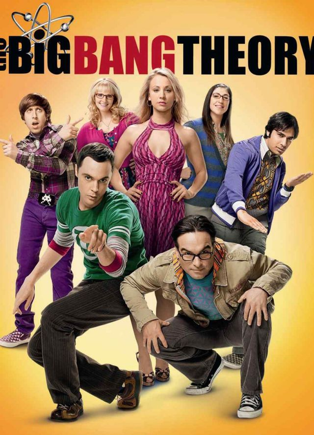 Who is your favorite Big Bang theory character?