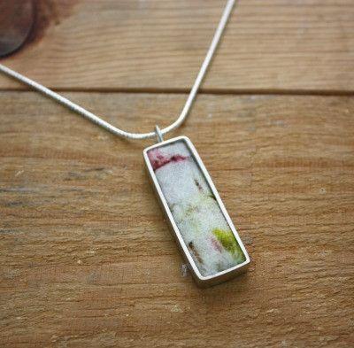 'Breathe' necklace £95