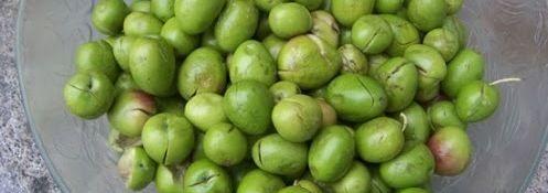 olives cassées - La cuisine de Christophe Certain