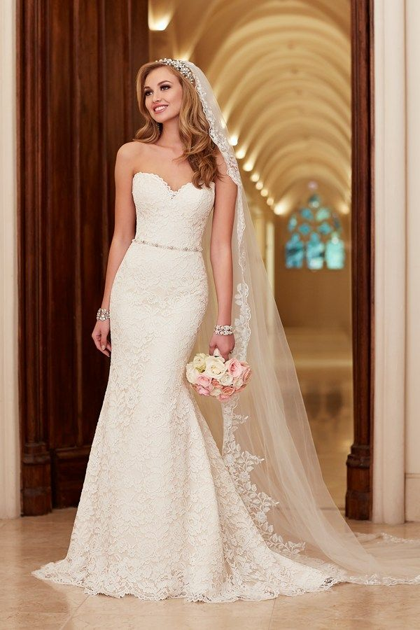 Stella York bridal designs 2015 2015 lace mermaid