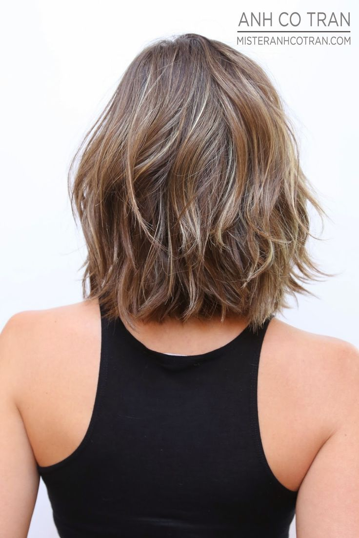 Magnificent 1000 Ideas About Layered Wavy Bob On Pinterest Round Face Bob Hairstyle Inspiration Daily Dogsangcom
