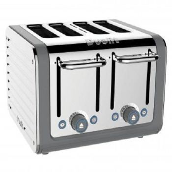 The Dualit Architect 4-Slot Toaster has captivated a lot of customers owing to its stylish design, and while the sleek design is certainly eye catching, there's more to it than that, as several use...