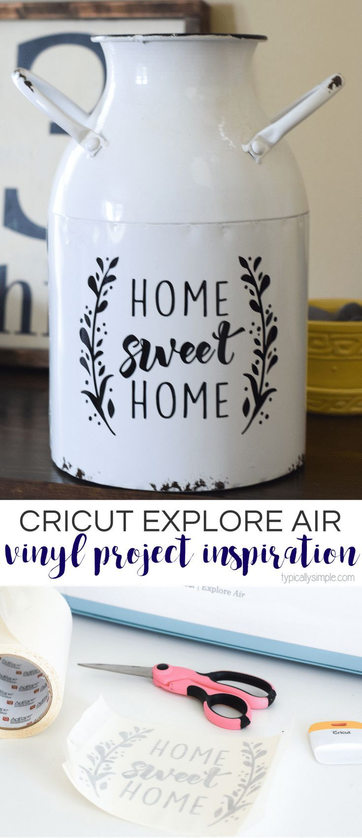 cricut vinyl projects Learn how to use cricut® vinyl to create a variety of pinterest-worthy projects.