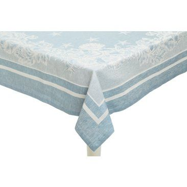 Check out this item at One Kings Lane! Mediterranean Tablecloth