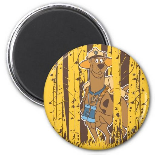 Scooby Doo Ranger3. Regalos, Gifts. #imanes #magnets