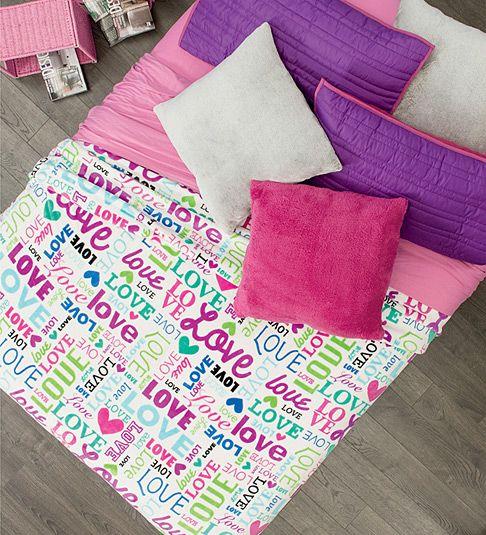 Cobertor Ligero Love