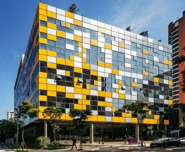 Dal Pian Arquitetos: Edifício de escritórios, São Paulo