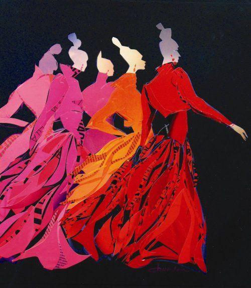 Artist: René Gruau (French, 1909–2004)