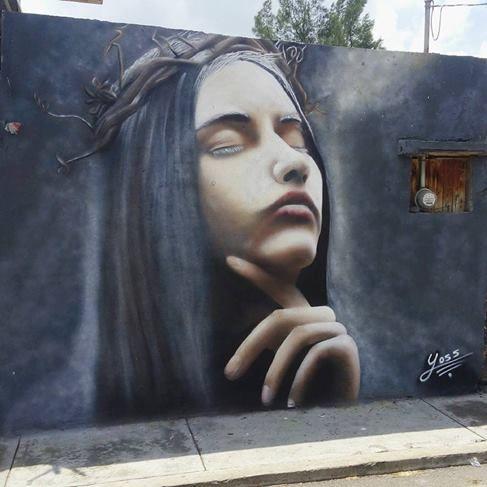 Yoss Weriz, LA,USA, 2016