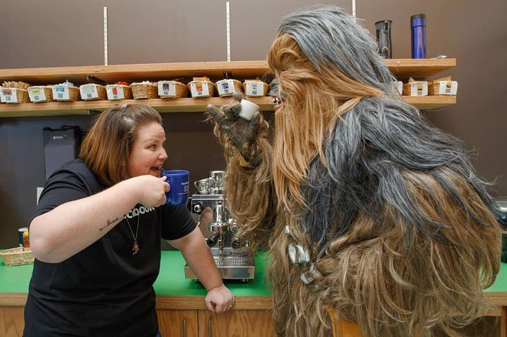 Mark Zuckerberg Invites 'Chewbacca Mum' to Facebook HQ for ANOTHER Surprise