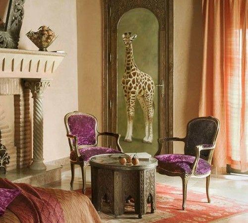 Die 25+ Besten Ideen Zu Marokkanische Wohnzimmer Auf Pinterest ... Innenhof In Marokkanischem Stil Gestalten