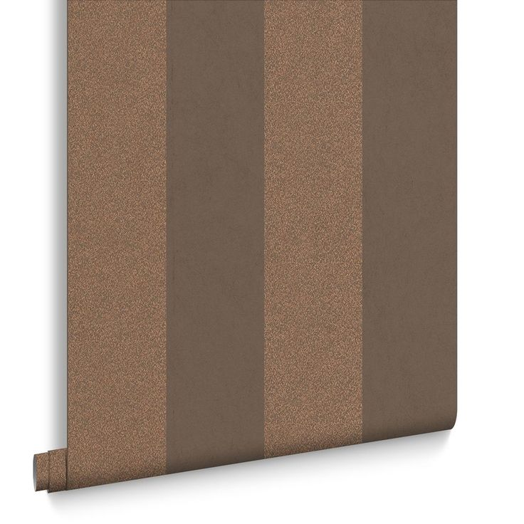 Tapiz artisan stripe café-cobre $1,450 Rollo de Tapiz vinilico con base de papel. Medidas: 10.05x0.52 cm Tiempo de Entrega: 10-15 dias hábiles www.bianella.com