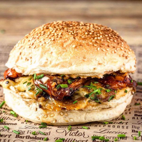 Hamburgé by Big Fernand #hamburge #hamburger #restaurant #burger