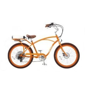 I want. Pedego Orange Electric CruiserBalloons Tires, Classic Electric, Orange, Electric Bikes, Cruiser Classic, Electric Cruiser, Brown Balloons, Cruiser Electric, Comforters Cruiser