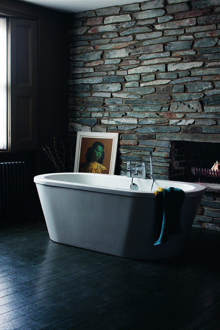 26 best Natural Stone Baths images on Pinterest | Luxurious ...