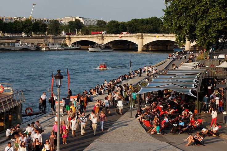 Paris' bid for the 2024 Olympic and Paralympic Games Friday welcomed an announcement by the City of Paris that it has identified nine potential sites to bring public swimming back to the Rive…