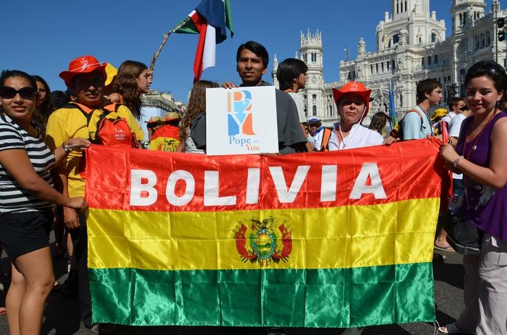 GMG Madrid Bolivia